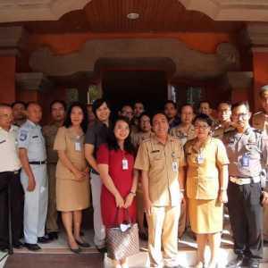 Audit SNI ISO 9001:2015 di Samsat Gianyar