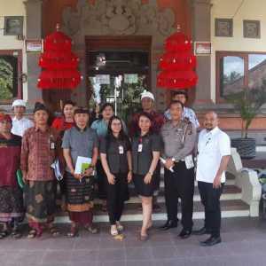 Audit SNI ISO 9001:2015 di Samsat Klungkung