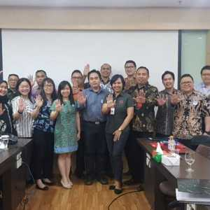 Audit SNI ISO 37001 PT Chareon Pokphan Indonesia, Tbk